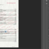 bank of america statement template pdf