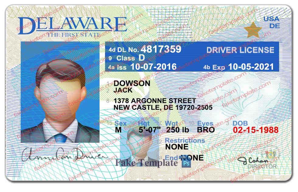 delaware-driver-license-template-01