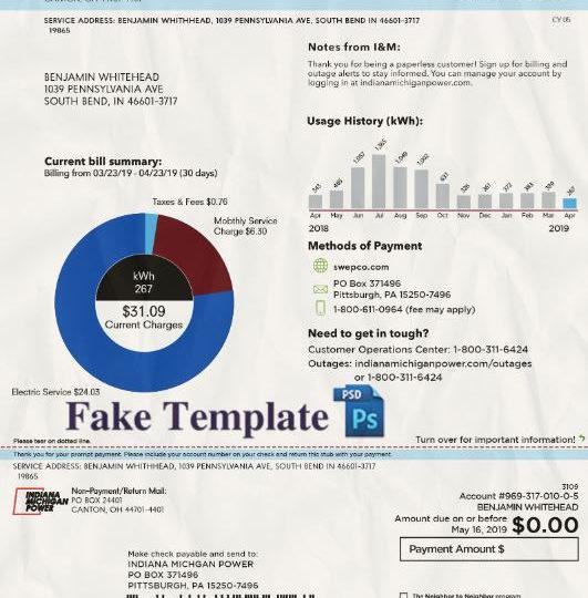 indiana-utility-bill-psd-template-01