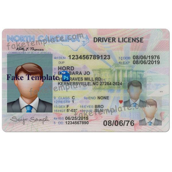 north-carolina-drivers-license-template-01