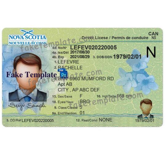 nova-scotia-driver-license-template-01
