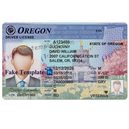 oregon-drivers-license-template-01