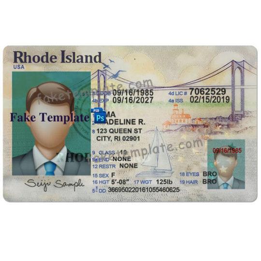rhode-island-driver-license-template-01