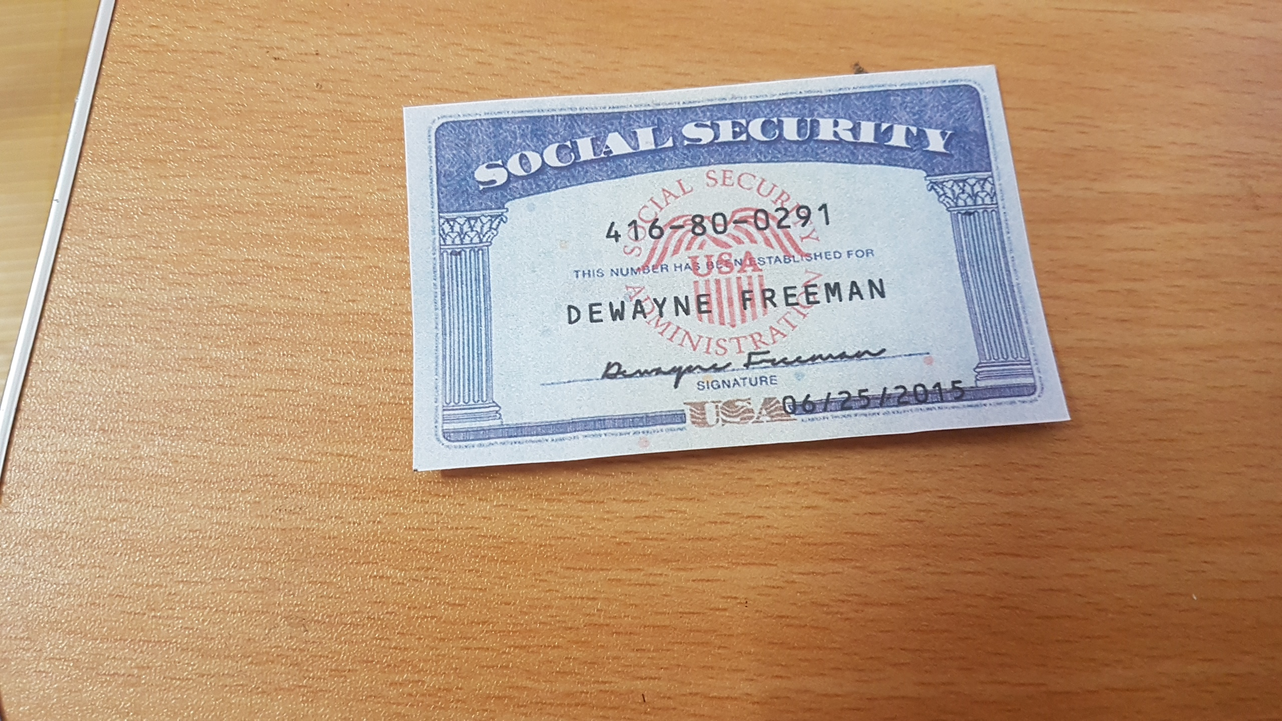 How to edit Social Security Number Template Psd - Regarding Social Security Card Template Photoshop