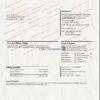 fake wells fargo bank statement template